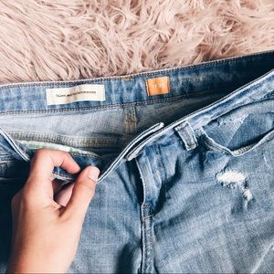 Anthropologie Shorts - Pilcro and the Letterpress Shorts